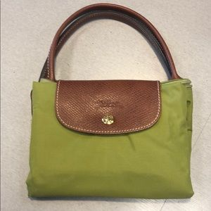 Foldable Longchamp tote